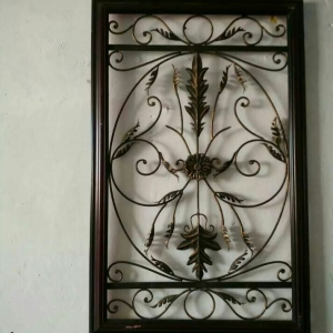 Antique wall decor